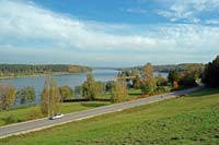 View on Daugava near Tambovici