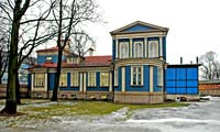 Svarcmuiza mansion