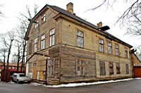 House of the owner of factory in Daugavgrivas 67