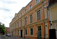 Palace of Peter the Ist, Palasta Street 9