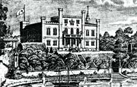 Birini palace in 1862