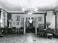 Hartmann manor, hall of the 1st floor