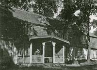 Heil manor in 1930ies