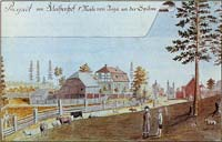 Kleisti manor in 1793