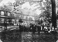 Dunte manor in 1920ies