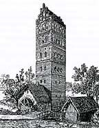 Red tower, 1612