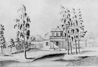 Ebelmuiza manor house, early 19th c.